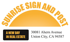 Sign & Post Logo